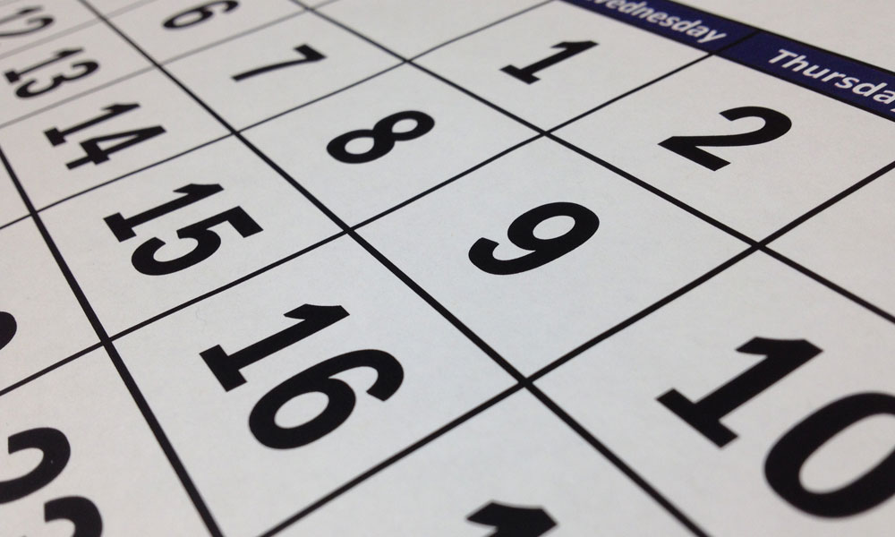 calendar-Probation Periods… What are they?