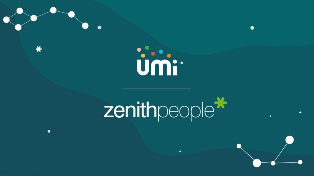 UMi and Zenith People Partnership Image