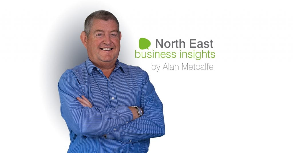 North East Business Insights by Alan Metcalfe banner image